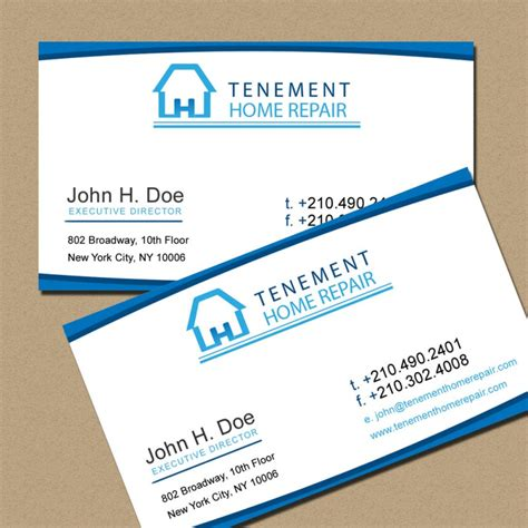 card business from home home repair business cards free psd business card templates