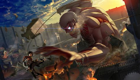 attack on titan 6 attack on titan by goruditai on deviantart