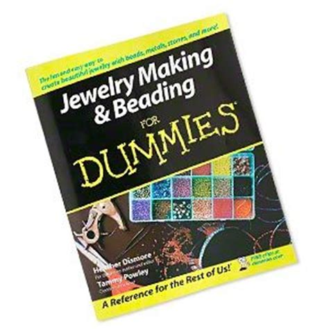 jewelry and beading for dummies the world s catalog of ideas
