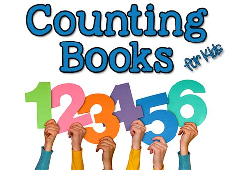 counting picture books numbers and counting for pre k and preschool prekinders