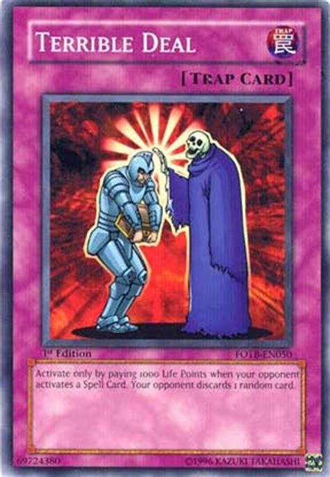 yugioh cards that make your opponent draw card tips terrible deal yu gi oh fandom powered by wikia