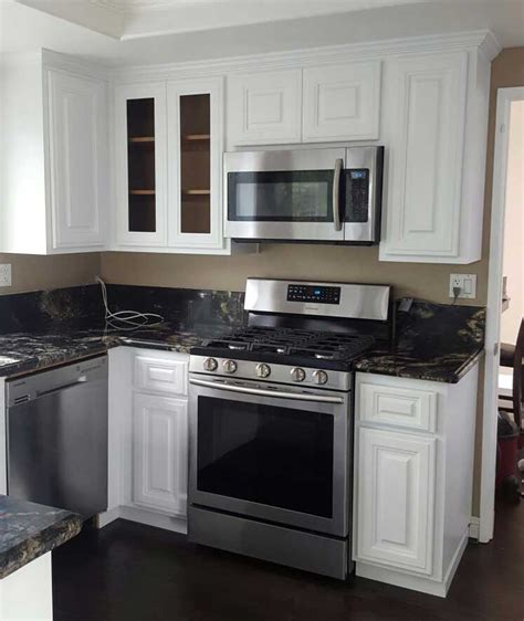 kitchen cabinet redo how to redo kitchen cabinets without painting or priming