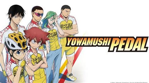 yowamushi pedal complete simulcast fall 2014 anime viewing guide and