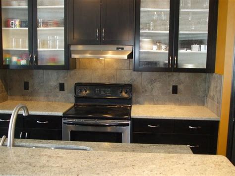 black kitchen cabinets with glass doors home furniture