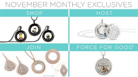 origami owl monthly specials origami owl custom jewelry charms lockets bracelets