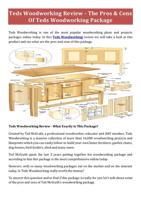 teds woodworking pdf teds woodworking 16 000 woodworking plans save time money