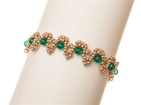 seed bead bracelet patterns and beading tutorials beading patterns bracelet tutorial seed bead