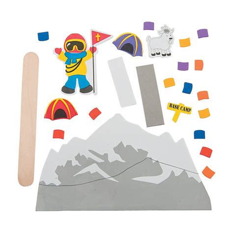 mountain crafts for climbing crafts