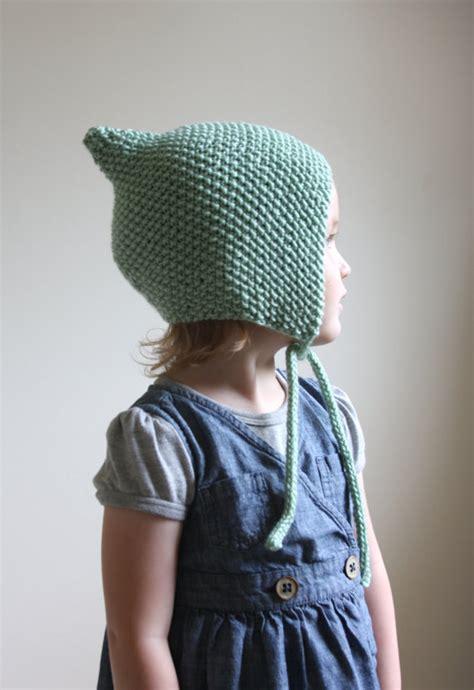 how to knit pdf knitting pattern pdf file knit pixie bonnet pattern baby