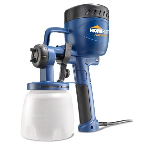 home depot paint machine win a homeright finish max paint sprayer and then start