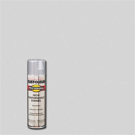 home depot rustoleum spray paint colors rust oleum professional 15 oz aluminum gloss spray paint