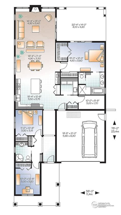 blueprints for houses free house plans drummond house plans blueprints houses hose plan