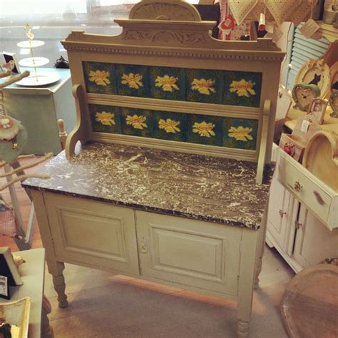 chalk paint on marble autentico frozen chalk paint painted washstand