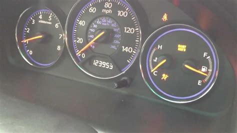 Maintenance Required Light Honda Civic by How Do You Turn The Maintenance Required Light For A