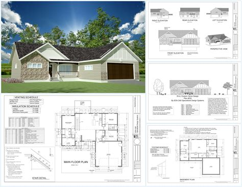 how to make house plans great design spec house plans starter home building plans 82705