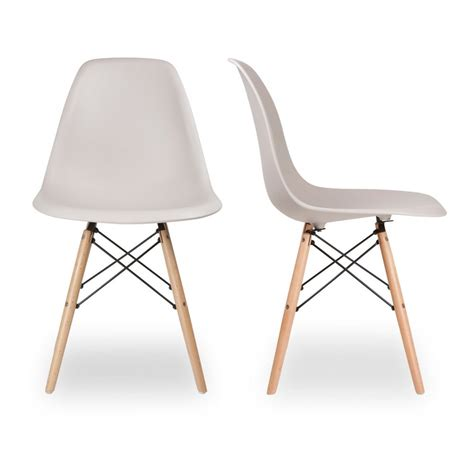 Chair Charles Eames by Charles Eames X 2 Dsw Chair Limited Edition Dsw