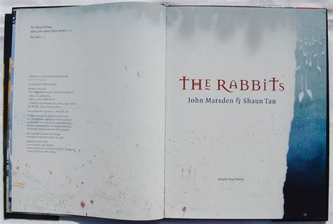 the rabbits picture book picturebooks in elt the rabbits came many grandparents ago