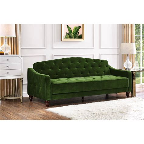 green velvet tufted sofa vintage tufted sofa sleeper green blue gray pink