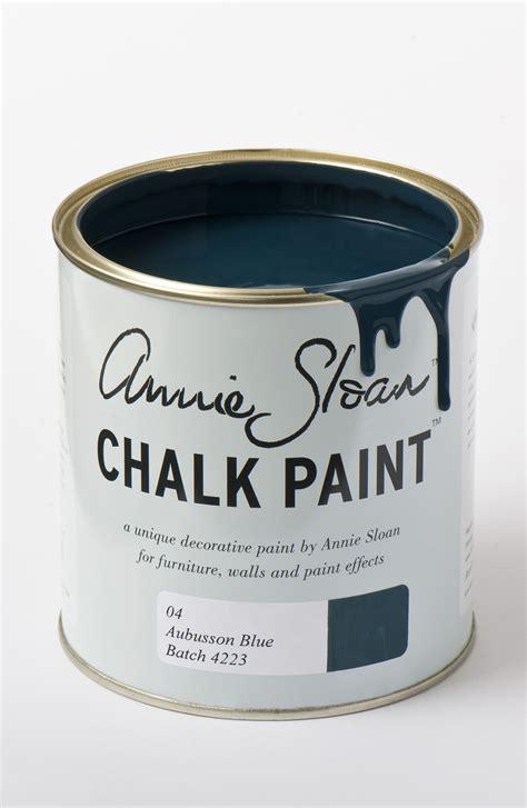 chalk paint uk sloan aubusson blue chalk paint 174