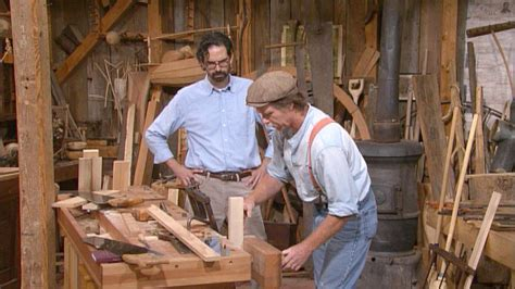 pbs woodworking programs s30 ep9 sawing secrets the woodwright s
