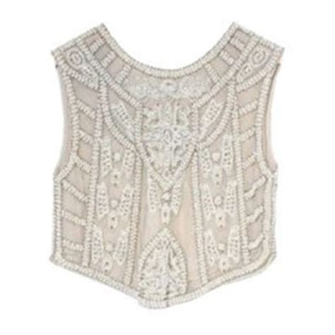 white beaded crop top haute hippie white beaded crop top gowns clothes easy