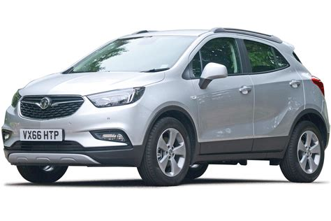 vauxhall mokka x suv practicality boot space carbuyer