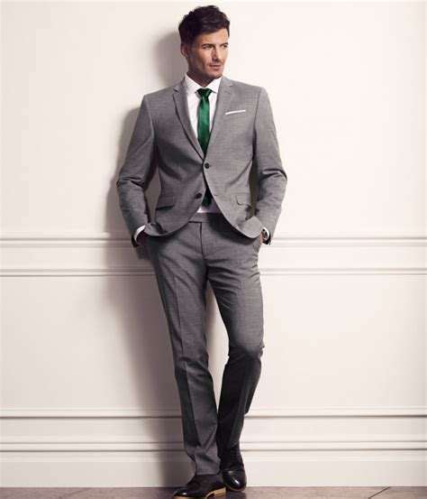 mens wear s suits in h m s collection 2018