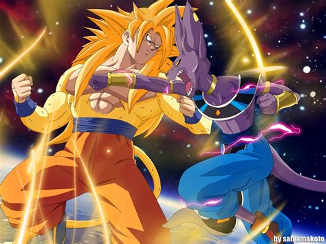 Battle Of Gods By Salvamakoto On Deviantart