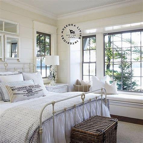 cottage bedrooms coastal muskoka living interior design ideas home bunch