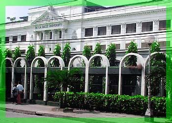 manila de salle science liberal arts education