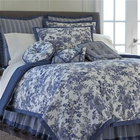 Penneys Bedding Sets Toile Garden Comforter Set Jcpenney S New House