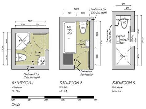 design a bathroom layout small bathroom floor plans 3 option best for small space