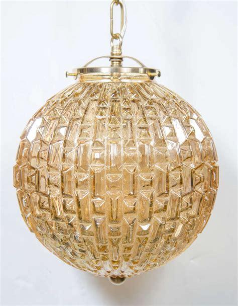globe pendant chandelier glass globe pendant chandelier items similar to brass