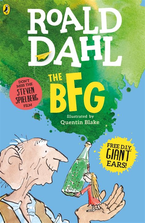 roald dahl pictures of his books the bfg by roald dahl