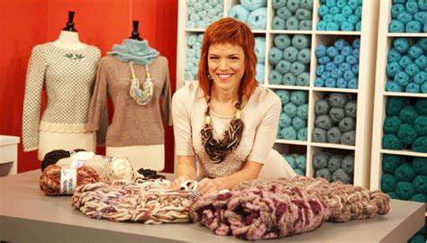 knitting daily tv schedule arts crafts create tv