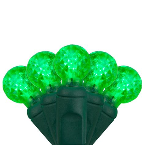 green led string lights led lights 70 g12 green led string lights 4
