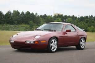 buy new 1989 porsche 928 s4 5 speed transmission 51k original miles in miami florida united 1989 porsche 928 s4 coupe 2 door 5 0l rare color combination for sale photos technical