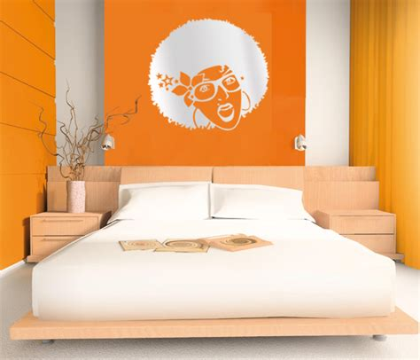 wall design for bedroom creative bedroom wall sticker ideas