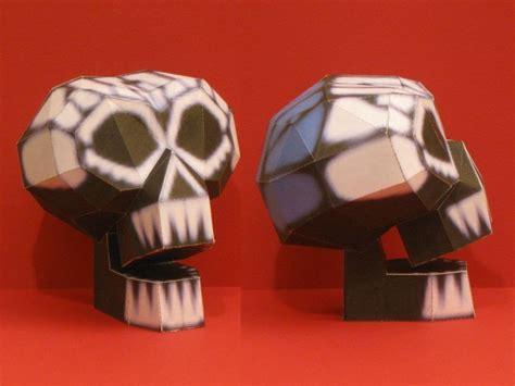 paper craft skull kingdom 2bhearts 2b2 2boogie 27s 2bmanor 2bskull