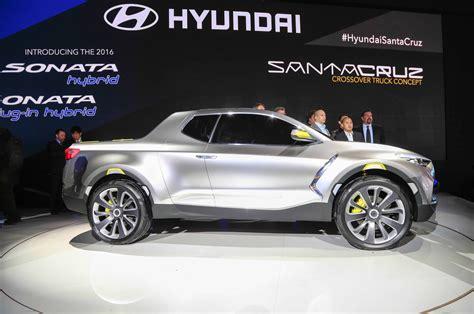 New Hyundai Truck by Hyundai Crossover Santa Concept Truck