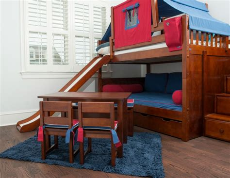 boy bunk beds top play beds for environments for boys