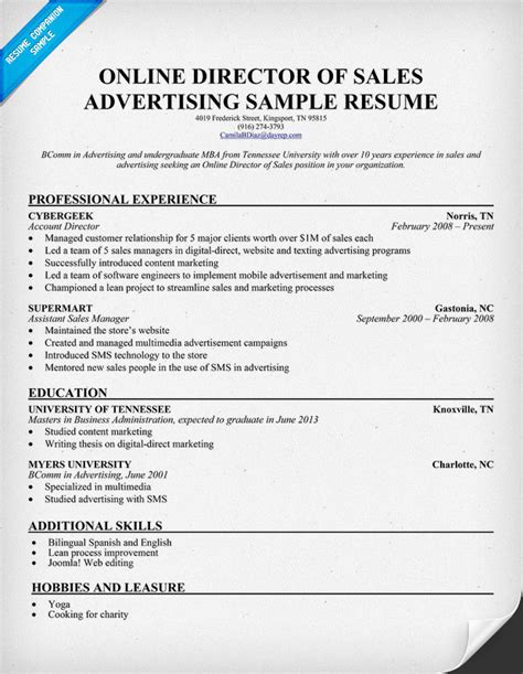 how to write your degree on your resume