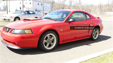 2002 Ford Mustang Gt by 2002 Ford Mustang Gt Coupe 2 Door 4 6l