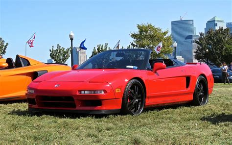Acura Nsx Convertible by Acura Nsx Convertible Conversion By Newport At Driven By