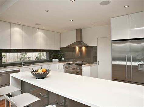 australian kitchens designs lighting in a kitchen design from an australian home