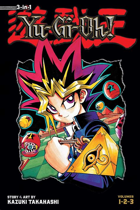 3 in 1 edition vol 2 includes vols 4 5 6 yu gi oh 3 in 1 edition vol 1 book by kazuki