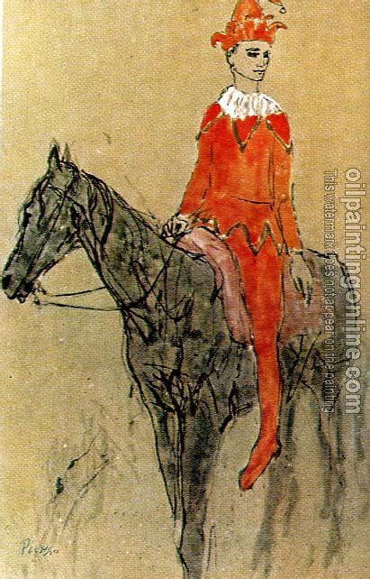 picasso paintings of horses picasso pablo clown on a canvas painting for sale