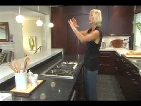 Kitchen Wall Colors With Maple Cabinets candice olson modern thermador kitchen youtube