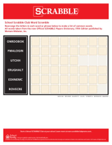is ba a scrabble word printable activities schoolfamily