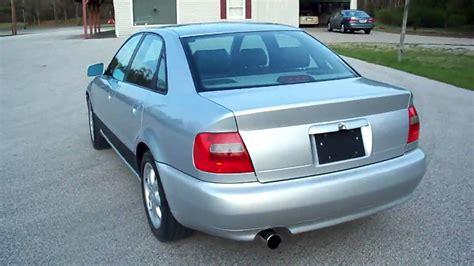 1998 Audi A4 1 8t by 1998 Audi A4 1 8t Quattro Awd